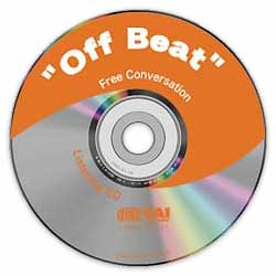 えいご上手:CD-ROM Off Beat