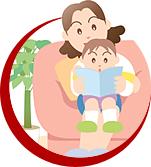 小さなお子さまに物心がついたときから英語を学習させたい!:イメージ