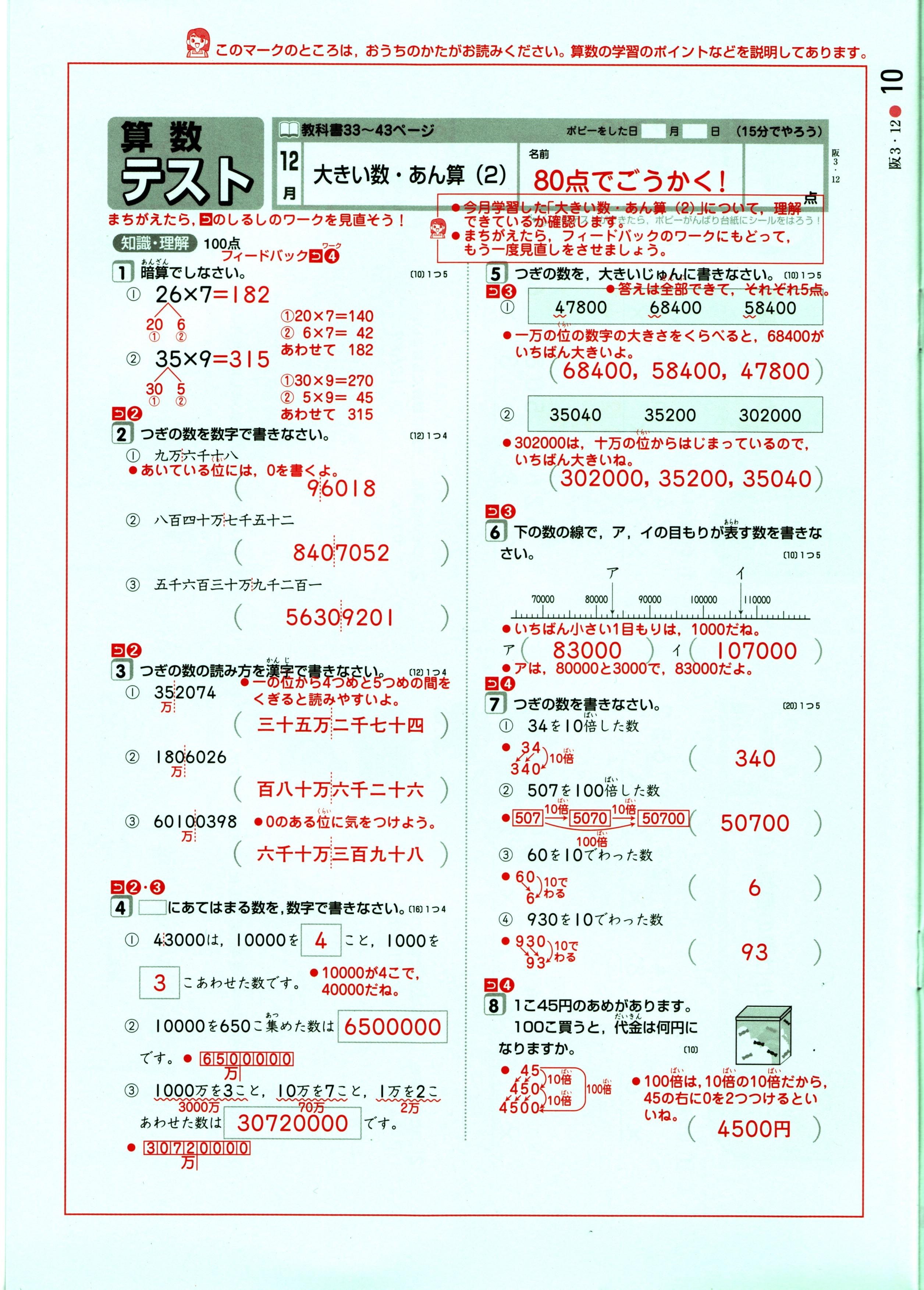 小学生の家庭学習の定着 : 小学4年生漢字ドリル : 漢字